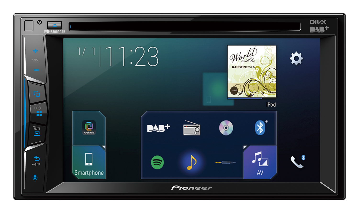 Avh Z3000dab Pioneer And Play Remote Start Installation For Nissan Infiniti Youtube Km703 Eu5 Blue Front Top