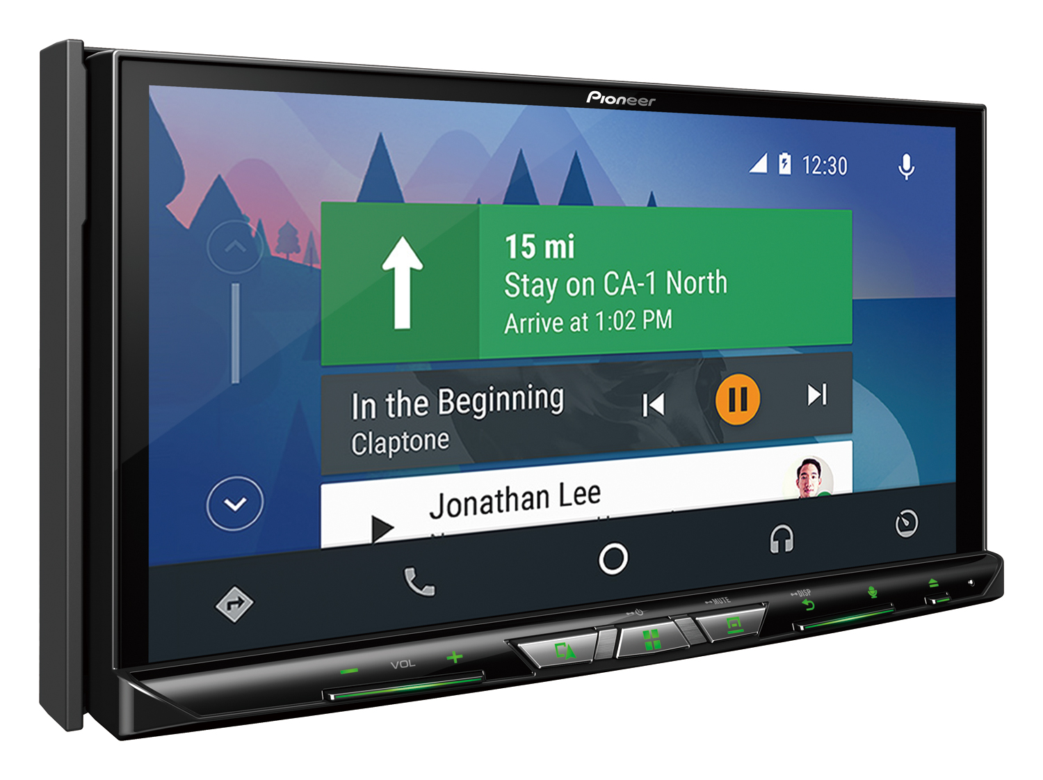 Pioneer · Car · Wireless Smartphone; GPS Navigation ...