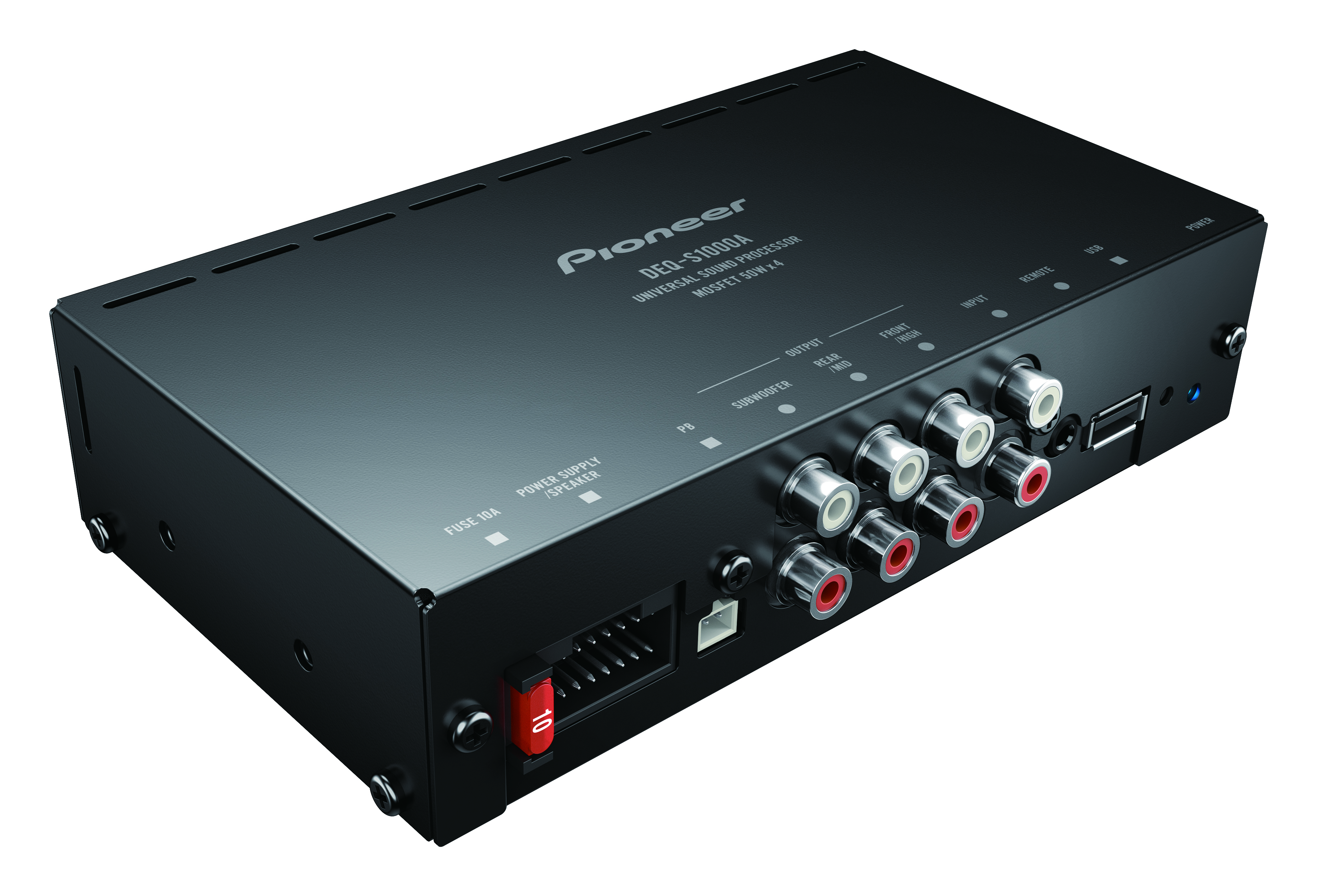 Pioneer DEQS1000A-I Universal Sound Processor By Car Audio Centre
